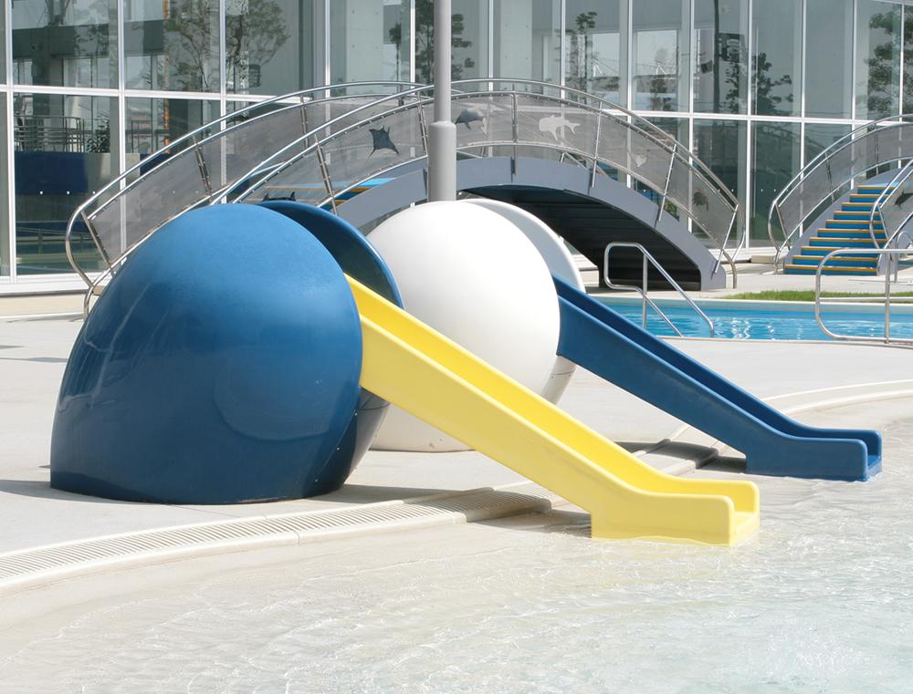 FRP遊具・プール用品